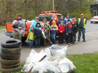 Oak Creek Watercourse Cleanup